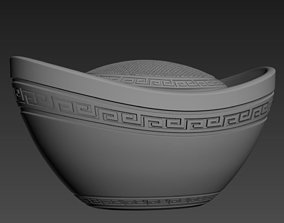 3D printable model chinese Gold