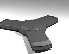 3D Fidget Spinner - Type 3