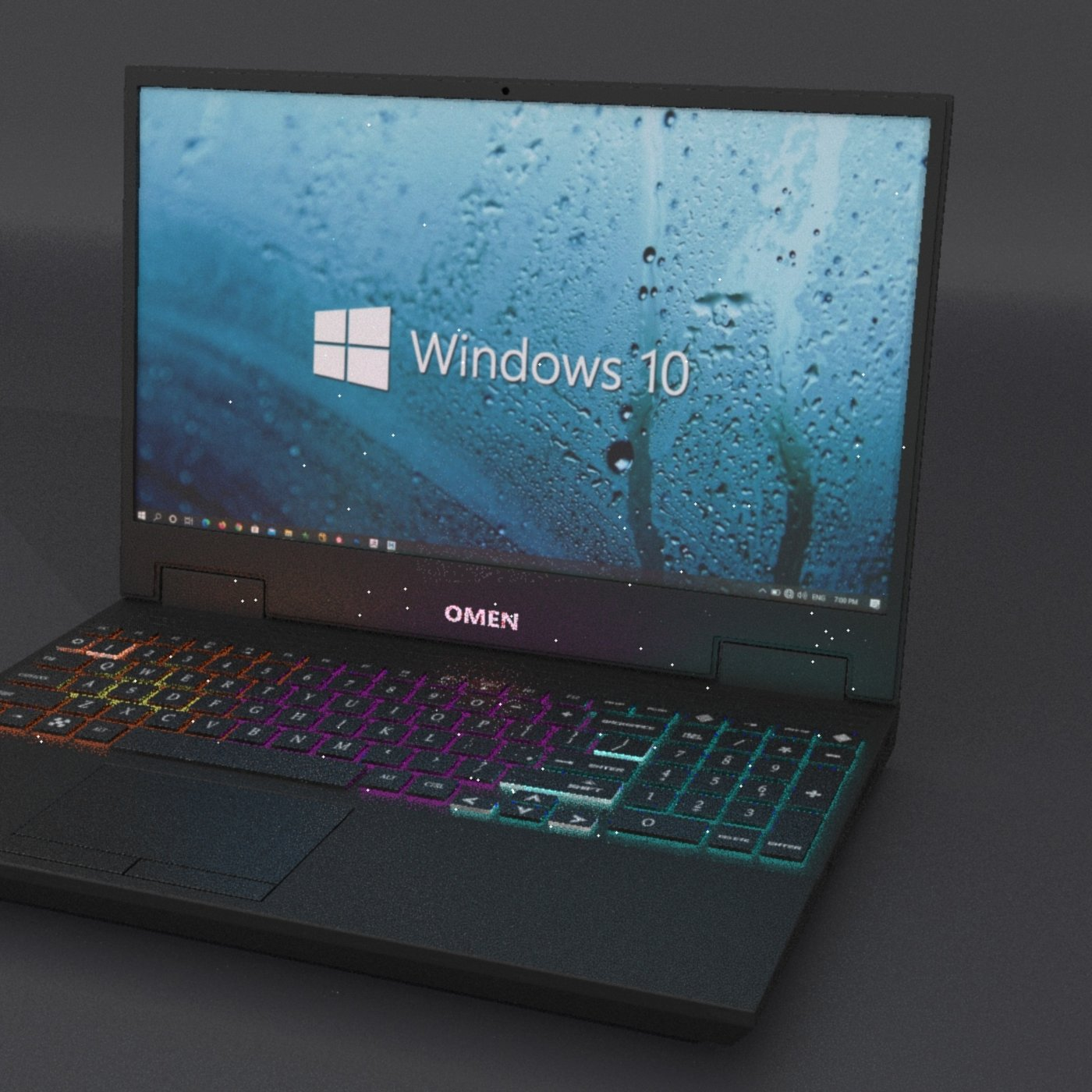 hp gaming laptop