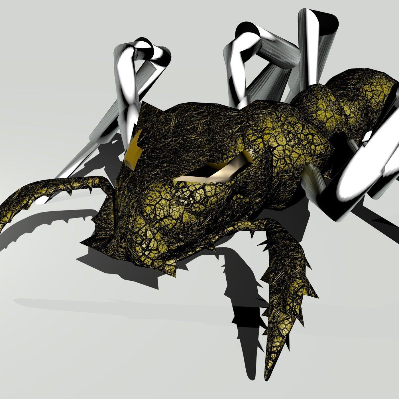 robot ant