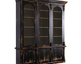 Ralph Lauren Victorian Bookcase 3D