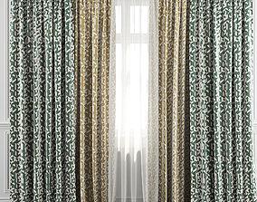 Curtain Set 40 3D