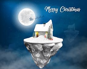 Christmas island Assets 3D