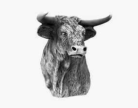 toreador 3D printable model El Toro - The Bull Statue