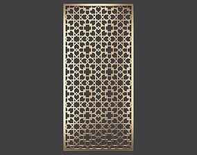 Decorative panel 346 3D model
