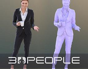 Ramona 10283 - Coffee Talk Business 3D model