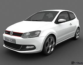 Volkswagen Polo GTI 3doors 2011