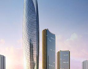 3d building 921