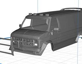 Ventrura A Team Body Van Printable 3D
