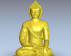 3D printable model religion Thailand Buddha