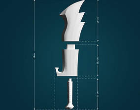 Nosferatu Zodds Sword from Berserk 3D printable model