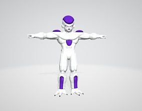 Frieza Final Form Max Power 3D model