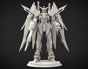 3D print model Metal Build Destiny Gundam