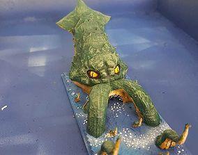 Kings of war Kraken 3D print model