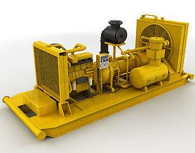 3D Compressor Station