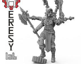 Elsina Hell 3D print model