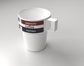 3D model Cup 9