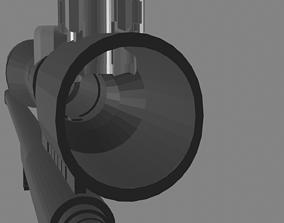 3D model sniper