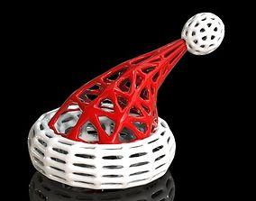 3D print model SANTA HAT