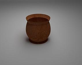 clay pot 3D model