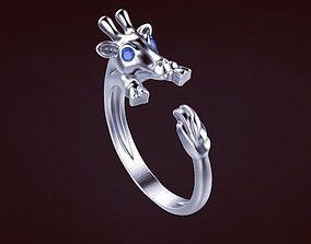 nature Ring 3D print model