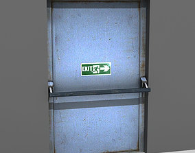 3D Emergency exit