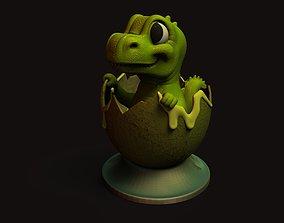 Dino Baby 3D print model