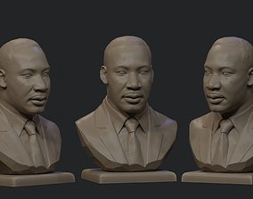 Martin Luther King Jr 3D printable model