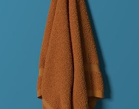 Towel 3D asset