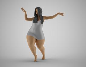 3D print model Exotic Dance 6