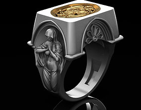 Ring Petition 3D printable model
