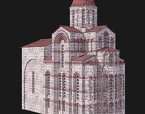 Greek temple greek 3D