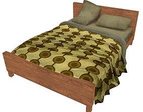 Bedcloth 11 3D model