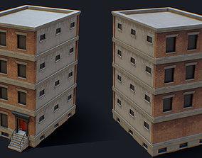Forsaken City Building 1 3D model