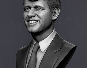 Robert Fitzgerald Kennedy 3D printable model