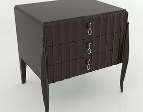 AdVivum Brompton Bedside Table 3D model