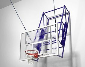 sport Basketball Hoop 3D model