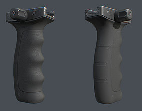 Tactical Grip 3D model
