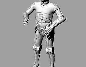 C3PO 3D scan files