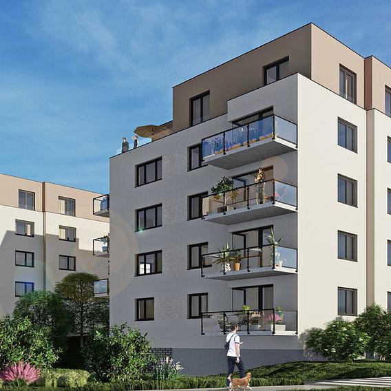 Apartment Buildings, Czech republic