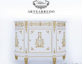 3D model ARTEARREDO Diner du Roi buffet Limoges