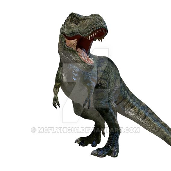 Jurassic Park Trex (male)