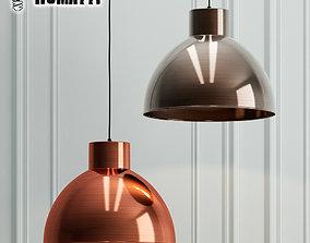 Hanging lamp Romatti City 3D model