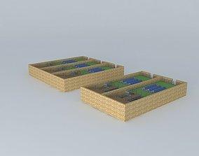 ARGO ARCHITECTS Modern domus 3D