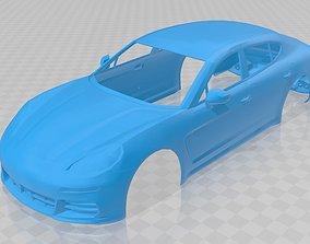 Porsche Panamera 4S Printable Body Car