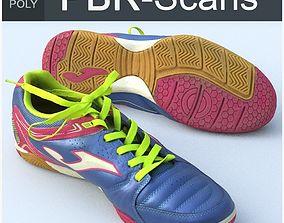 3D model Sneaker High Poly