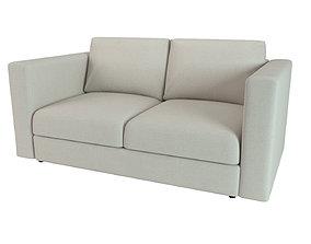IKEA sofa Vimle 2 Seats 3D