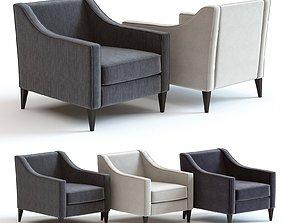 3D The Sofa and Chair Co - Hogarth Armchair