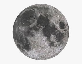 The Moon 3D