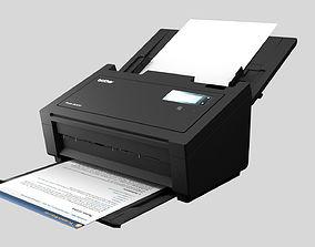 Printer Scanner - Brother PDS 6000 3D